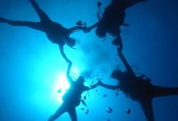 スーパー体験ダイビング